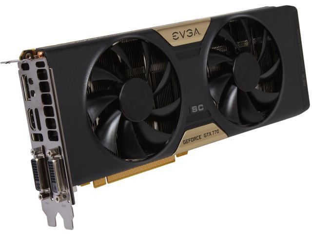 EVGA GTX 770 SUPERCLOCKED DRIVERS FOR WINDOWS 10