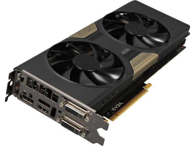 Used - Very Good: EVGA GeForce GTX 770 DirectX 12 (feature level 11_0)  04G-P4-3776-KR FTW 4GB Dual w/ EVGA ACX Cooler Video Card - Newegg com