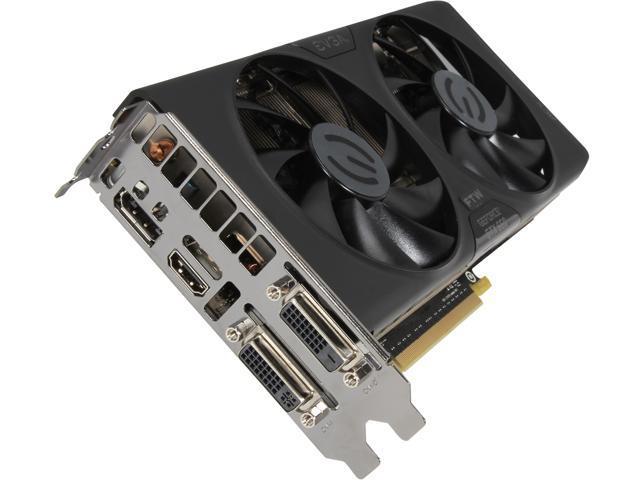EVGA GeForce GTX 660 DirectX 12 (feature level 11_0) 02G-P4-3063-KR Video  Card w/ ACX Cooler - Newegg com