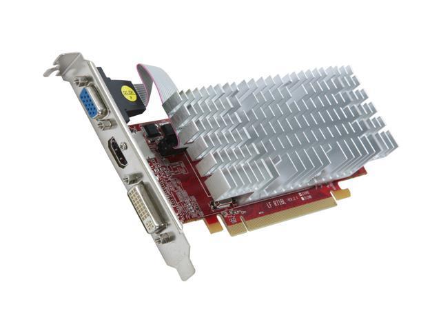 PowerColor Radeon HD 4350 DirectX 10 1 AX4350 512MD2-H 512MB 64-Bit GDDR2  PCI Express 2 0 x16 HDCP Ready CrossFireX Support Video Card - Newegg com