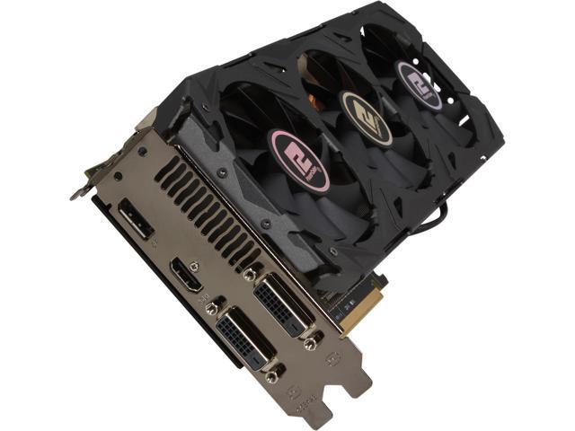 PowerColor PCS+ Radeon R9 290 DirectX 11 2 AXR9 290 4GBD5-PPDHE Video Card  - Newegg com