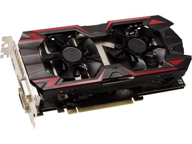 PowerColor PCS+ Radeon R9 380 DirectX 12 AXR9 380 2GBD5-DHE Video Card -  Newegg com