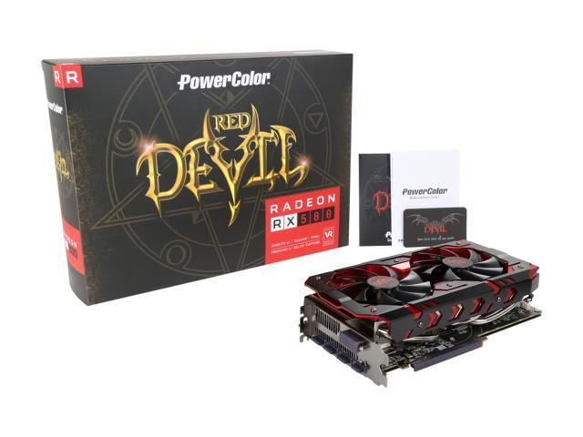 PowerColor RED DEVIL Golden Radeon RX 580 DirectX 12 AXRX 580 8GBD5-3DHG/OC  Video Card - Newegg com