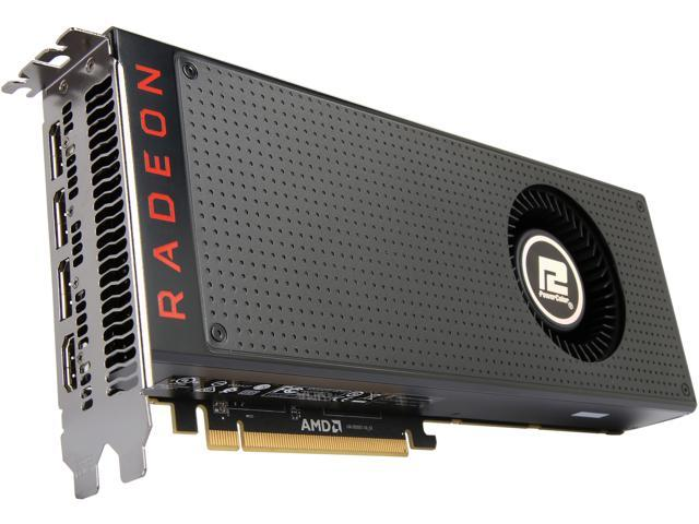 PowerColor Radeon RX Vega 56 DirectX 12 AXRX VEGA 56 8GBHBM2-3DH Video Card  - Newegg com