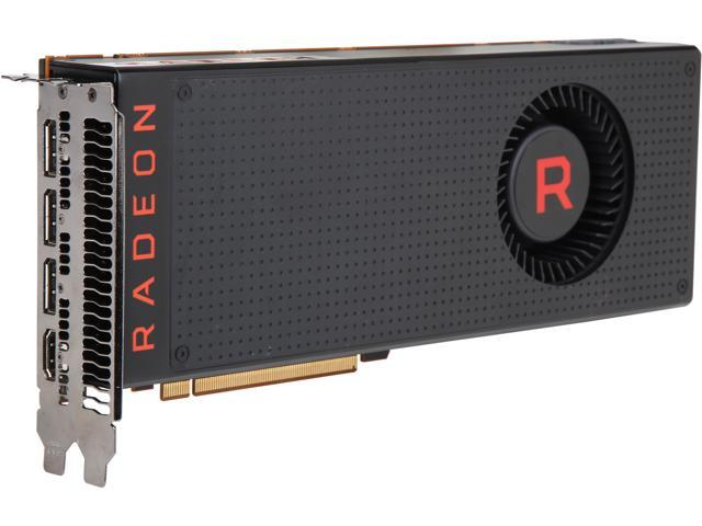 Refurbished: PowerColor Radeon RX Vega 64 DirectX 12 AXRX VEGA 64  8GBHBM2-3DH Video Card - Newegg com