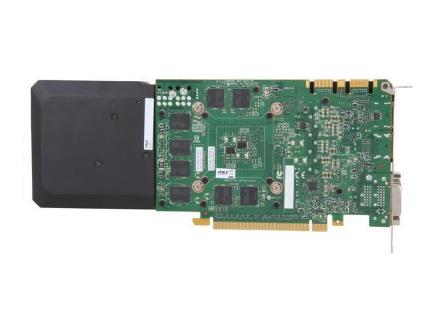 PNY Quadro K5000 VCQK5000-PB 4GB 256-bit GDDR5 PCI Express 2 0 x16  Workstation Video Card - Newegg com
