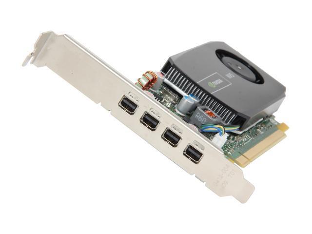 PNY NVS 510 VCNVS510DP-PB 2GB 128-bit DDR3 PCI Express 2 0 x16 Low Profile  Workstation Video Card - Newegg com