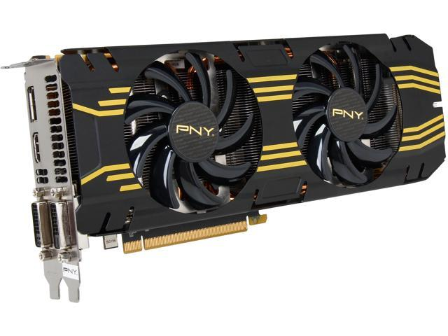 PNY GeForce GTX 770 DirectX 11 1(feature 11_0) VCGGTX7704XPB-OC Video Card  - Newegg com