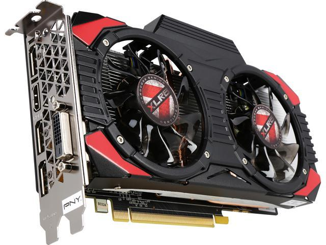 PNY GeForce GTX 1060 DirectX 12 VCGGTX10606XGPB-OC Video Card - Newegg com