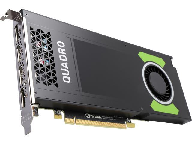 PNY Quadro P4000 NVIDIA Quadro P4000 8GB 256-bit GDDR5 PCI Express 3 0 x16  Full Height Video Cards - Workstation - Newegg com