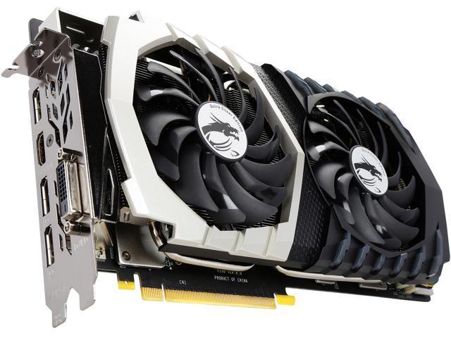MSI GeForce GTX 1070 DirectX 12 GeForce GTX 1070 Quick Silver 8G OC Video  Card - Newegg com
