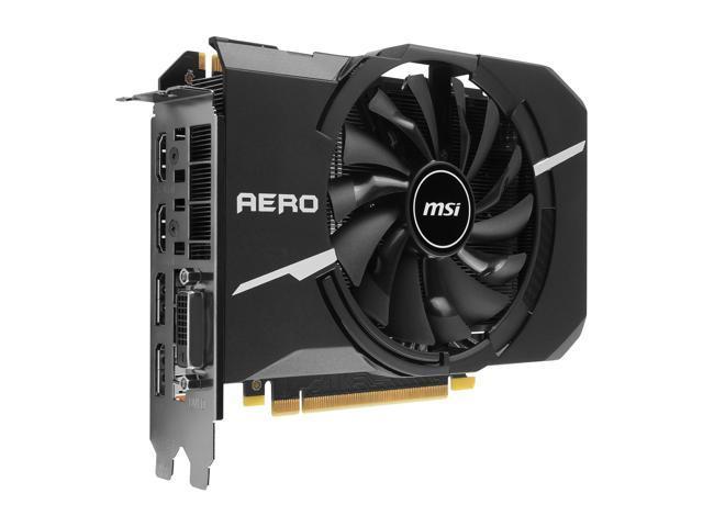 MSI GeForce GTX 1070 DirectX 12 GTX 1070 AERO ITX 8G OC Video Card -  Newegg com