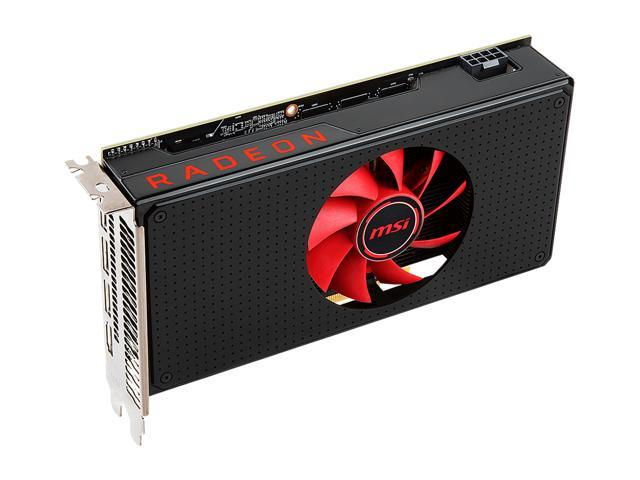 MSI Radeon RX 580 DirectX 12 Radeon RX 580 8G V1 Video Card - Newegg ca