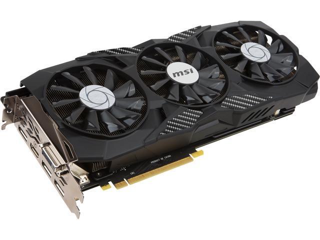 MSI GeForce GTX 1070 Ti DirectX 12 GTX 1070 Ti DUKE 8G Video Card -  Newegg com