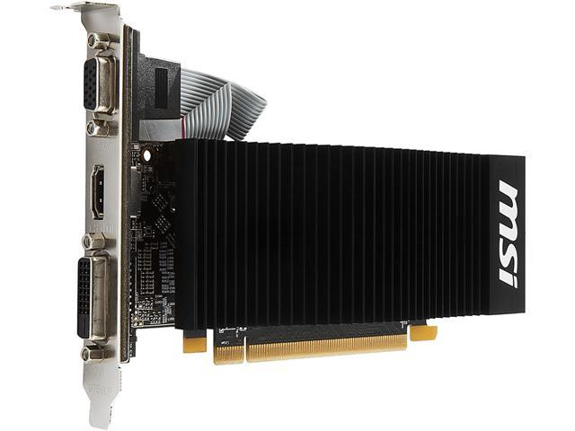 MSI Radeon R5 230 DirectX 11 R5 230 2GD5H LP Video Card - Newegg com