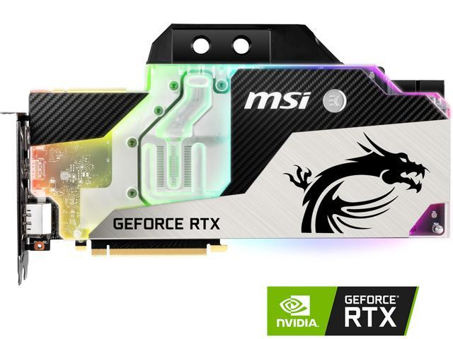 MSI GeForce RTX 2080 DirectX 12 RTX 2080 SEA HAWK EK X Video Card -  Newegg.com
