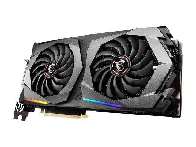 MSI GeForce RTX 2070 DirectX 12 RTX 2070 GAMING Z 8G Video Card - Newegg com