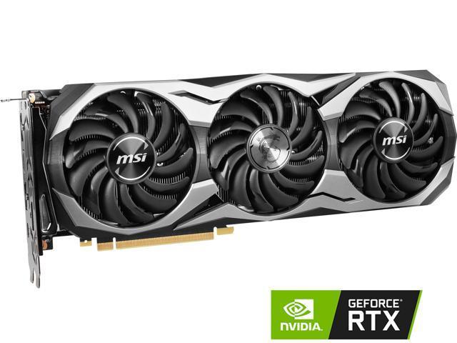 MSI GeForce RTX 2070 DirectX 12 RTX 2070 DUKE 8G OC Video Card - Newegg com