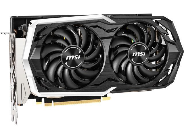 MSI GeForce RTX 2060 SUPER DirectX 12 RTX 2060 SUPER ARMOR