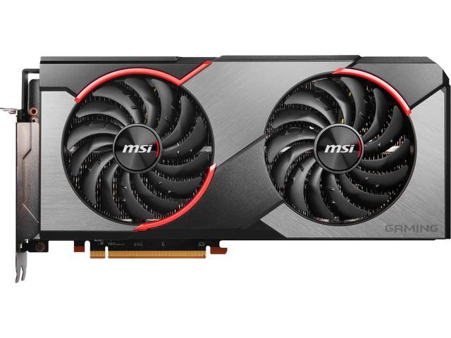 Msi Radeon Rx 5700 Xt Gaming X Video Card Newegg Com