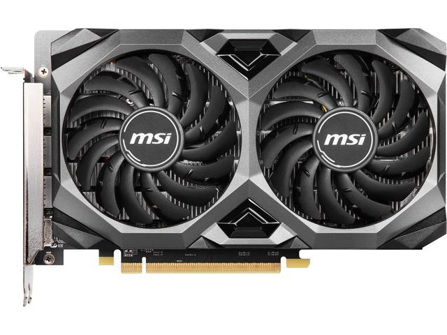 MSI AMD Radeon RX 5500 XT Mech OC 4GB