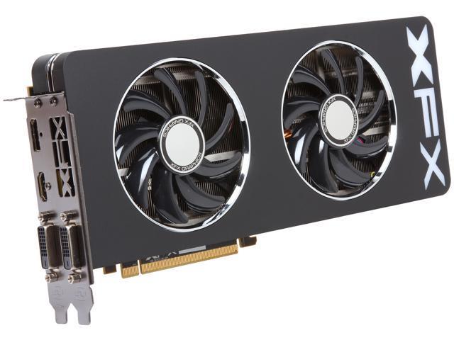 XFX Double Dissipation Radeon R9 290X DirectX 11 2 R9-290X-EDFD Video Card  - Newegg com