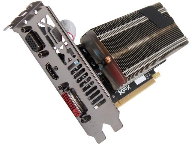 XFX Radeon R7 240 DirectX 11 2 R7-240A-CLH4 Video Card - Newegg com