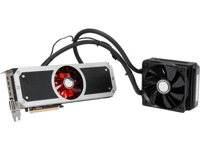 XFX Core Edition Radeon R9 295x2 DirectX 11 2 R9-295X-8QFA Video Card -  Newegg com