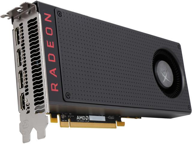 XFX Radeon RX 480 DirectX 12 RX480M8BFA6 Video Card - Newegg com