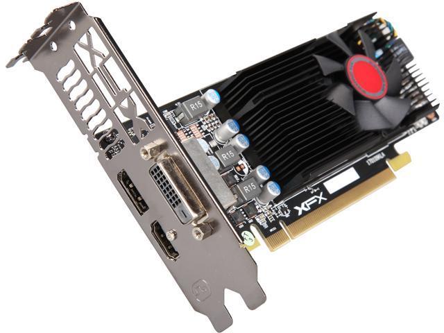 XFX Radeon RX 550 DirectX 12 RX-550P4LFG5 Video Card - Newegg com
