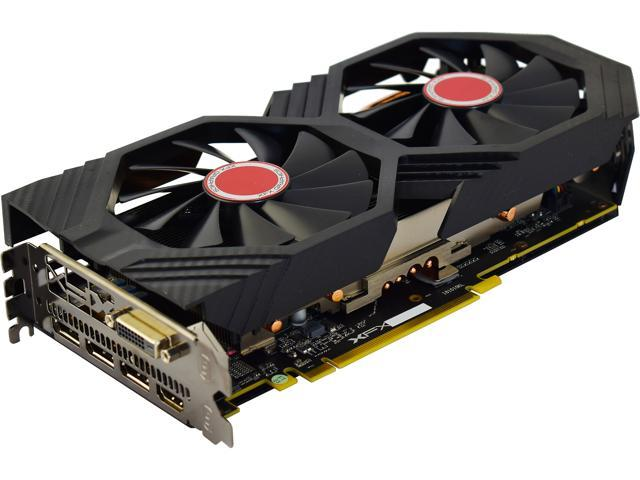 XFX Radeon RX 590 Fatboy DirectX 12 RX-590P8DFD6 8GB 256-Bit DDR5 PCI  Express 3 0 CrossFireX Support Video Card - Newegg com