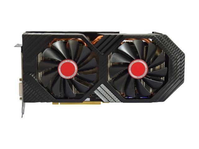 XFX Radeon RX 590 Fatboy DirectX 12 RX-590P8DFD6 8GB 256-Bit DDR5 PCI  Express 3 0 CrossFireX Support Video Card - Newegg com