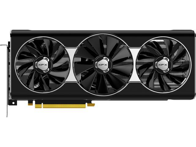 Xfx Rx 5700 Xt Thicc Iii Ultra 8gb Boost Up To 2025 Mhz Gddr6 3xdp Hdmi Video Card Newegg Com