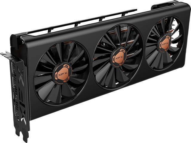 Xfx Radeon Rx 5600 Xt Thicc Iii Pro Rx 56xt6tf48 Video Card 14gbps 6gb Boost Up To 1750m D6 3xdp Hdmi Newegg Com