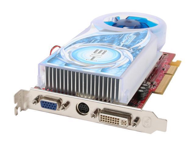 Powercolor HD4670 AGP 1GB RARE videocard!!