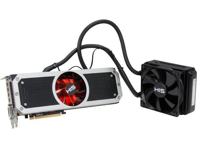 HIS Radeon R9 295x2 DirectX 11.2 H295LF8G4M 8GB 1024 (512 x 2)-Bit GDDR5 PCI Express 3.0 x16 HDCP Ready CrossFireX Support Video Card