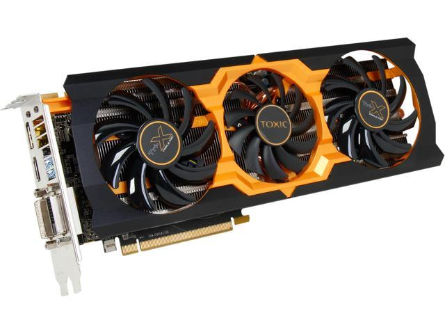 Used - Very Good: SAPPHIRE Radeon R9 270X DirectX 11 2 100364TXSR Video  Card - Newegg com