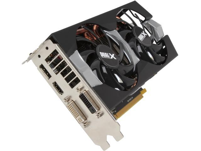 SAPPHIRE Radeon R9 270X DirectX 11 2 100364-4GL Video Card (Dual-X Edition)  - Newegg com