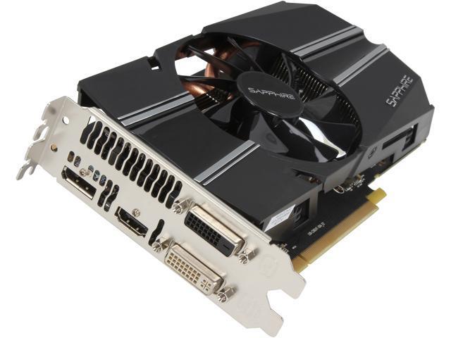 SAPPHIRE Radeon R7 260X DirectX 11 2 100366L OC Video Card - Newegg com