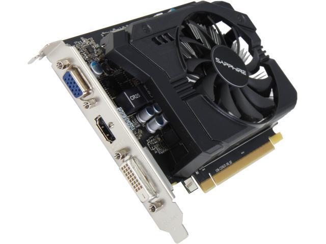 Used - Very Good: SAPPHIRE Radeon R7 250 DirectX 11 2 100368L Video Card -  Newegg com