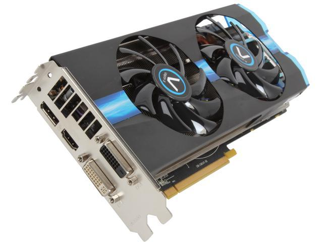 SAPPHIRE Vapor-X Radeon R9 270X DirectX 11 2 100364VXL OC WITH BOOST Video  Card - Newegg com