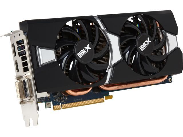 SAPPHIRE DUAL-X Radeon R9 280 DirectX 11 2 100373L Video Card - Newegg com