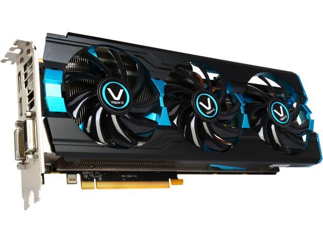 SAPPHIRE Vapor-X Radeon R9 280X DirectX 12 100363VX-3L TRI-X WITH BOOST  (UEFI) Video Card - Newegg com