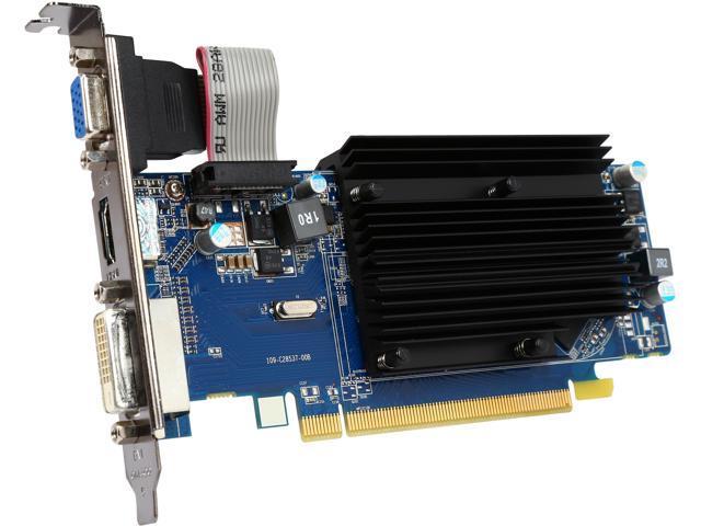 Refurbished: SAPPHIRE Radeon HD 6450 DirectX 11 11190-02-CPO Video Card -  Newegg com
