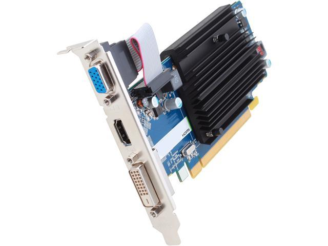 SAPPHIRE Radeon R5 230 DirectX 11 100372-2GL Video Card - Newegg com