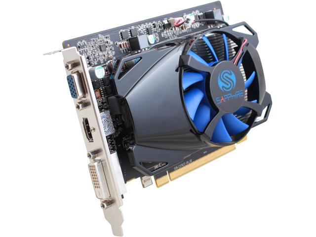 SAPPHIRE Radeon R7 350 DirectX 12 100385L Video Card - Newegg com