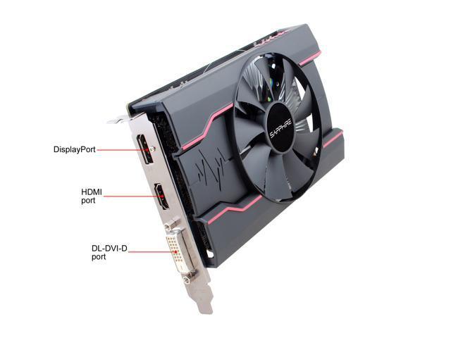 Sapphire Radeon Rx 550 Directx 12 100414p4gl Video Card Newegg Com