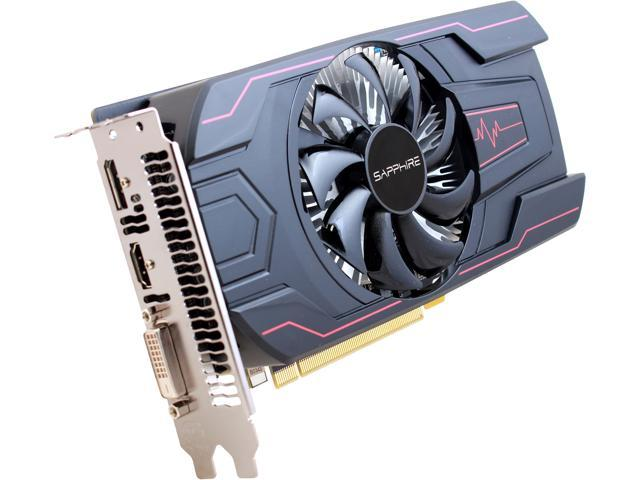 Sapphire PULSE Radeon RX 560 14CU 4GB GDDR5 PCI-E HDMI / DVI-D / DP OC  Version (UEFI) - Newegg com