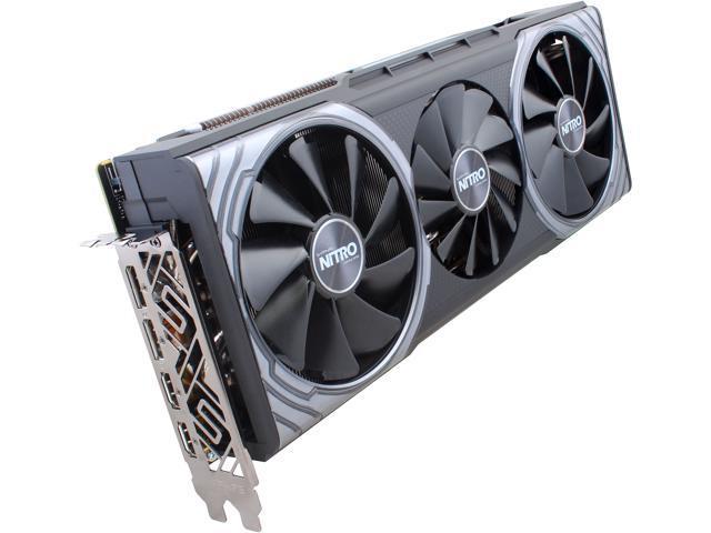 SAPPHIRE NITRO+ Radeon RX Vega 64 DirectX 12 100410NT+SR Video Card -  Newegg com