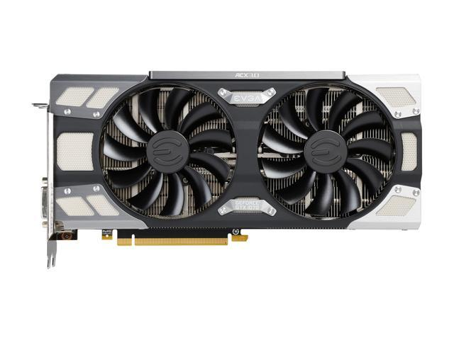 EVGA 08G-P4-6276-KR GeForce GTX 1070 FTW ACX3.0 8GB Graphics Card